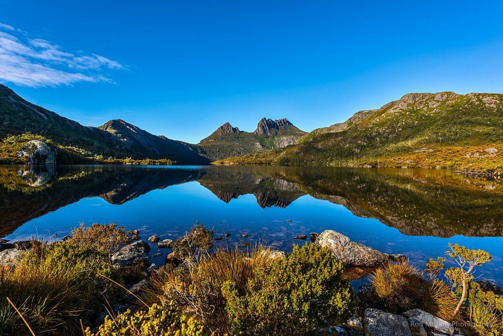 Towering Spires of Cradle Mountain
