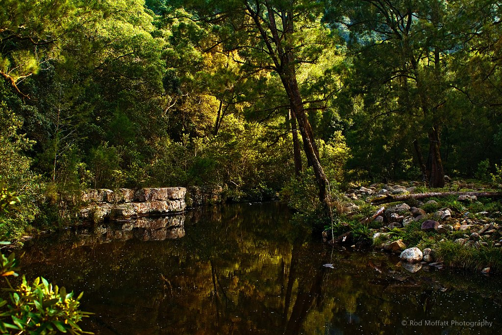 Autumn day, Kangaroo River