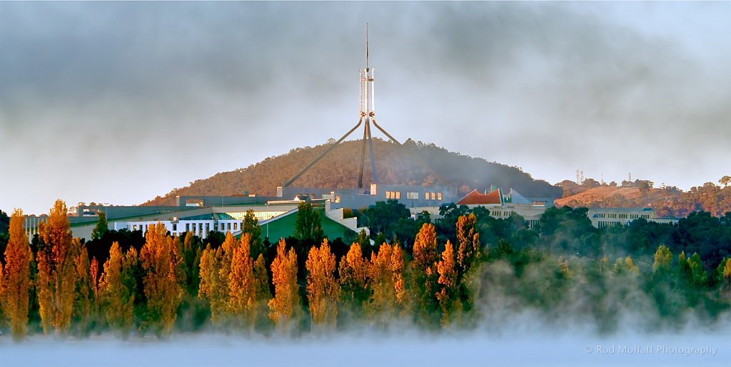 Landscapes of the Canberra region