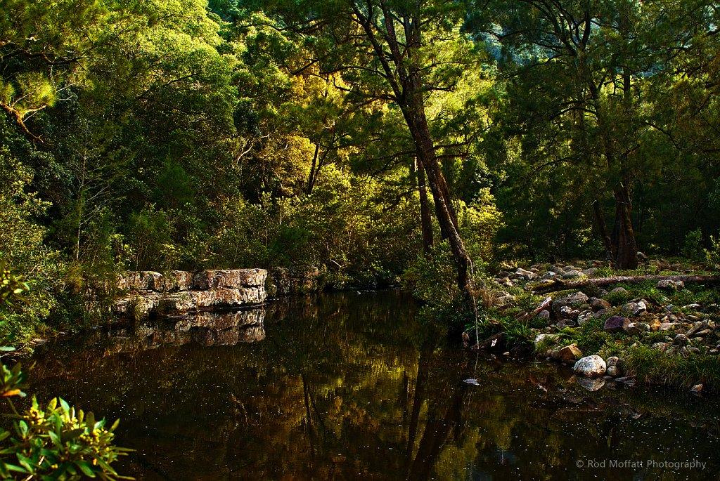 Autumn day, Kangaroo River